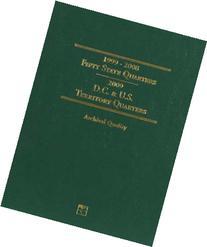 LCF3T 50 State & Territory Quarter Folder 99-09