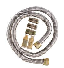 LDR 509 1400SS Gas Range Connector Kit, 5/8-Inch x 48-Inch,
