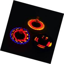 LED Light Up Mini Spinning Tops Novelty Bulk Toys Party