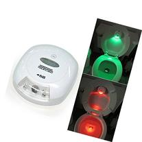 J&L LED Sensor Motion Activated Toilet Nightlight Battery-