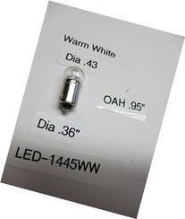 LED1445WW Warm White bayonet based LED