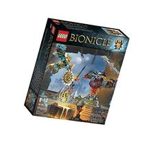 LEGO Bionicle 70795 Mask Maker vs. Skull Grinder Building
