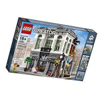 LEGO Creator Expert Brick Bank Building Kit
