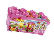 LEGO DUPLO Creative Play All-in-One-Pink-Box-of-Fun 10571,