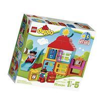LEGO DUPLO My First Playhouse 10616, Preschool, Pre-