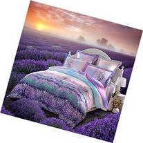 LOVO Fragrance of Provence Beautiful 100% Cotton 2-Piece