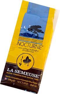 La Semeuse Nocturne Decaffeinated Coffee, 8.8 oz