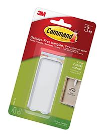 Command Canvas Hanger, Large, 1-Hanger