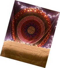 Large Hippie Tapestry, Hippy Mandala Bohemian Tapestries,