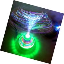 Laser LED Classic Toy Music Gyro Colorful Light Peg-Top