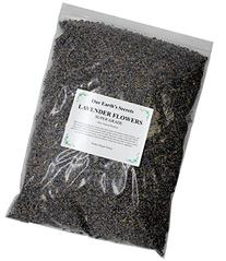 Lavender Flowers - 1 Pound- Super Grade - Our Earth's