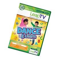 LeapFrog LeapTV Dance and Learn Educational, Active Video