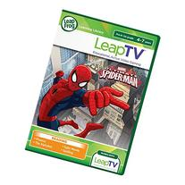 LeapFrog LeapTV Ultimate Spider-Man Educational, Active