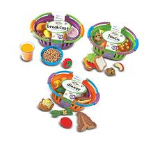 Learning Resources New Sprouts Bundle of Breakfast, Lunch