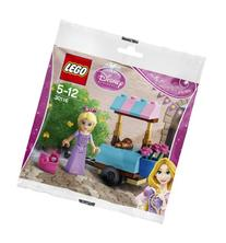 Lego, Disney Princess, Rapunzel's Market Visit