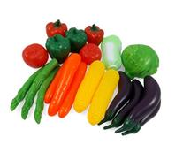 Liberty Imports Life Sized Bag of Vegetables Play Food