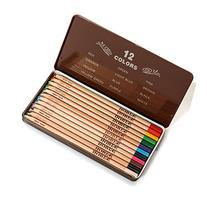 LibertyBravo CC-912YS Colored Pencil Set, Set of 12,