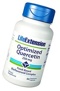 Life Extension - Optimized Quercetin - 250 Mg - 60 Vcaps