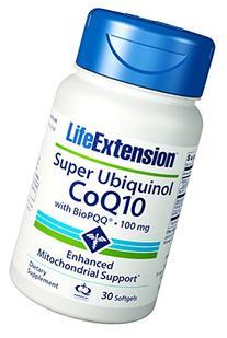 Life Extension - Super Ubiquinol CoQ10 with BioPQQ 100 mg
