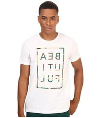 Life is Beautiful - Beautiful Box - Crew Neck Tee  T Shirt