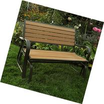 """Lifetime 48"""" Glider Bench/Porch Outdoor Seating Steel Frame"""