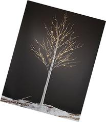 Lightshare 8FT 132 LED Birch Tree,Home/Festival/Party/