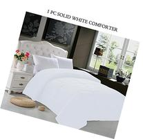 Elegant Comfort® White Down Alternative Comforter/Duvet