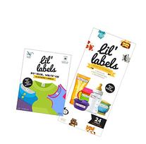 Lil' Labels Daycare Value Pack Write on Name Labels,