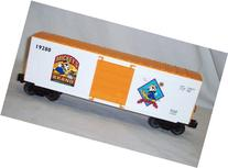 Lionel 6-19280 Mickey's Brand Wheat Hi Cube Boxcar 1996