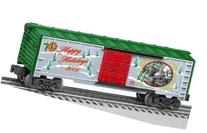 Lionel 6-25066 2009 Christmas Boxcar