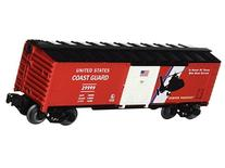 Lionel Trains Coast Guard US Made Boxcar