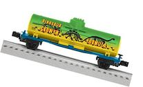 Lionel Trains Dinosaur Single-Dome Tank Car