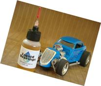 Liquid Bearings, SUPERIOR 100%-synthetic oil for all 1/24