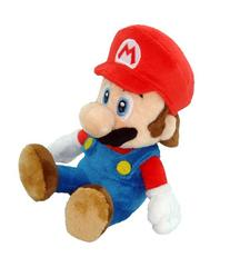 Little Buddy Toys Nintendo Official Super Mario Plush, 8
