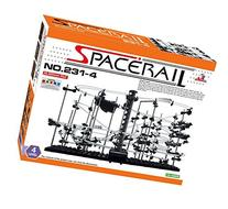 Little Treasures Space Rail Marble Roller Coaster Kit with