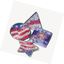 Lot Of 12 Assorted Patriotic Maze Puzzles - 2.5