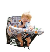 Lumiere Shopping Cart Cover for Baby & Toddler - Universal