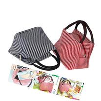 Lunch Bags, Danibos Solid 2pc Lunch Tote Bag Travel School