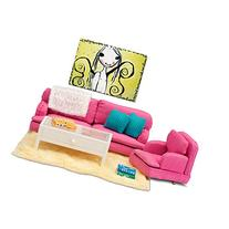 Lundby Dollhouse Accessories & Modern Sitting Room Set