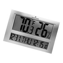 MARATHON CL030040 Jumbo Digital Thermometer with Humidity,