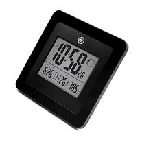 MARATHON CL030049BK Digital Wall Clock with Day, Date, Week