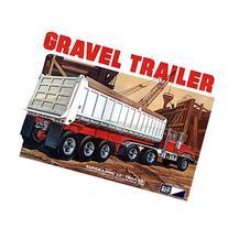 MPC MPC823/06 1/25 3 Axle Gravel Trailer