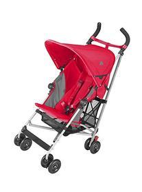 Maclaren Globetrotter Stroller, Scarlet/Char