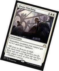 Magic: the Gathering - Always Watching  - Shadows Over