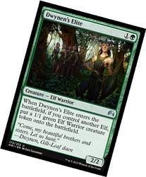 Magic: the Gathering - Dwynen's Elite  - Origins