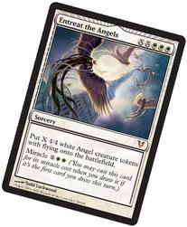 Magic: the Gathering - Entreat the Angels  - Avacyn Restored