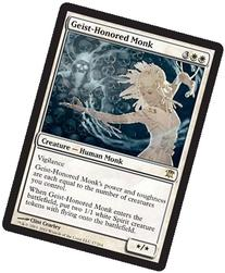 Magic: the Gathering - Geist-Honored Monk - Innistrad