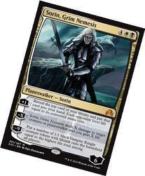 Magic: the Gathering - Sorin, Grim Nemesis  - Shadows Over