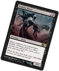 Magic: the Gathering - Syphon Sliver  - Magic 2014