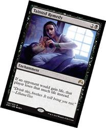 Magic: the Gathering - Tainted Remedy  - Origins